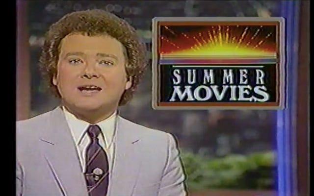 ตัวอย่างหนังแนววินเทจนี้พิสูจน์ให้เห็นว่าฤดูร้อนปี 82 เป็นช่วงที่ดีที่สุดสำหรับไซไฟ