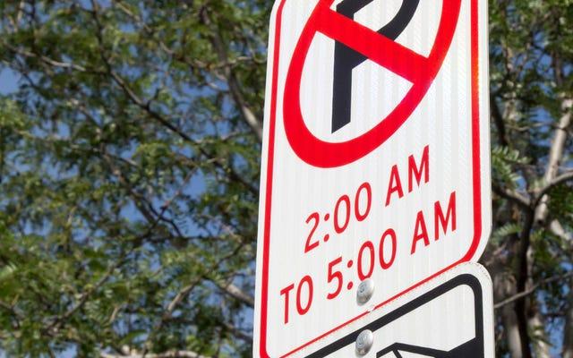 Conductores, ¡regocíjense! Esa multa de estacionamiento puede ser una violación de las proporciones constitucionales