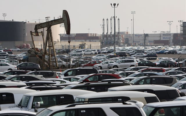 """""""Rewolucyjna"""" walka o ukryte w Kalifornii studnie naftowo-gazowe"""