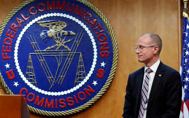 FTCの長は、ネット中立性を殺すためのFCCのお気に入りの言い訳を暴いた