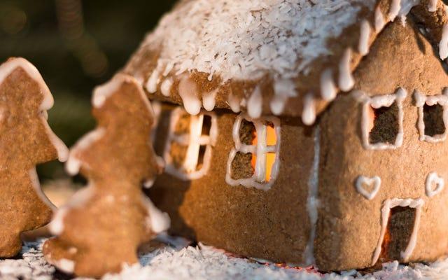完璧なジンジャーブレッドハウスを建てる方法
