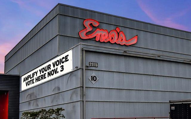 Live Nationは、100を超えるコンサート会場を選挙の投票所に変えています