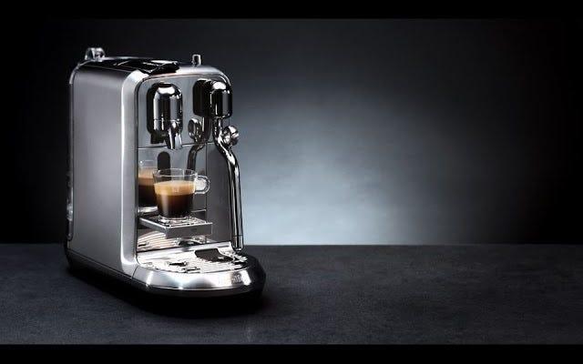 Breville x Nespresso