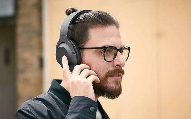 Tiết kiệm 100 đô la và ngăn chặn những đồng nghiệp đang làm phiền của bạn với những chiếc tai nghe khử tiếng ồn này của Sony