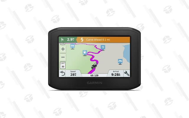 GarminのZumo396は、専用GPSを250ドルでオートバイに追加します