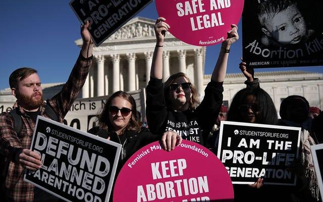 Mississippi, 15 Hafta Sonra Kürtajı Yasaklamaktan Bir Adım Uzakta