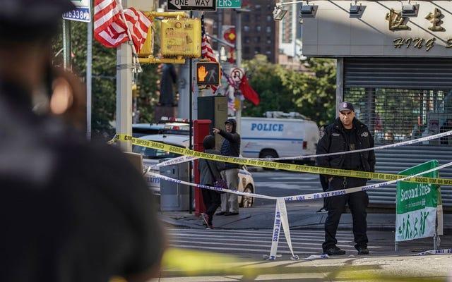 NYPDは、完全に信頼できるiOSアプリを起動して、意図したとおりに確実に機能する警察の活動を記録します