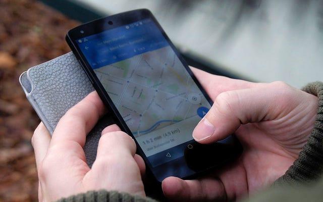 Come verificare la presenza di autovelox, limiti di velocità e incidenti stradali in Google Maps
