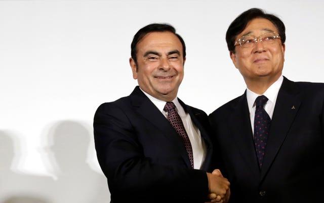 Nissan assumerà il controllo dei motori Mitsubishi