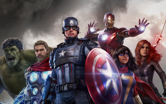 Неделя в играх: Мстители собираются!