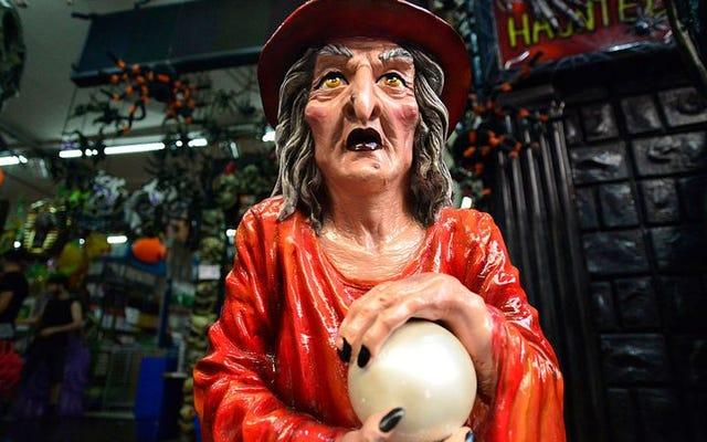 Broke Bad Witch прибывает как раз к этому жуткому сезону