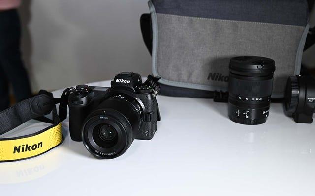 ニコンのZ7ミラーレスカメラで写真を撮るのは地獄のように楽しい