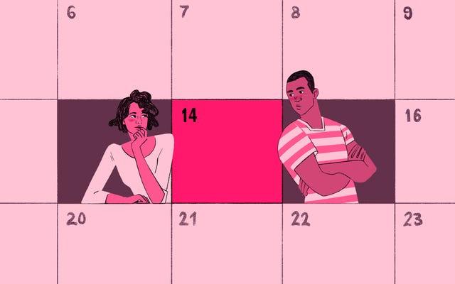 वेलेंटाइन डे को कैसे संभालें जब आप एक नए रिश्ते में हों