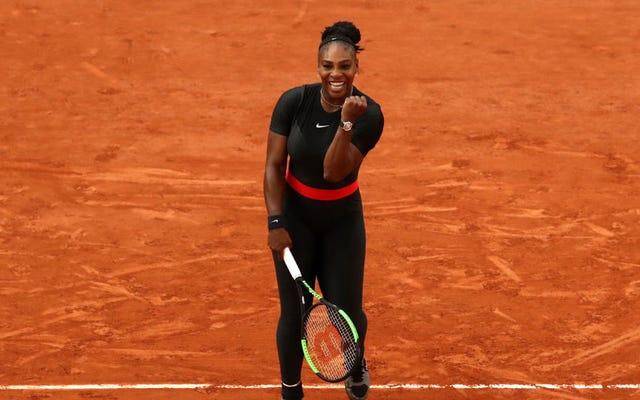 Pháp mở rộng sẽ không để Serena Williams mặc bộ quần áo màu đen ốm yếu của cô ấy: 'Nó sẽ không còn được chấp nhận nữa'