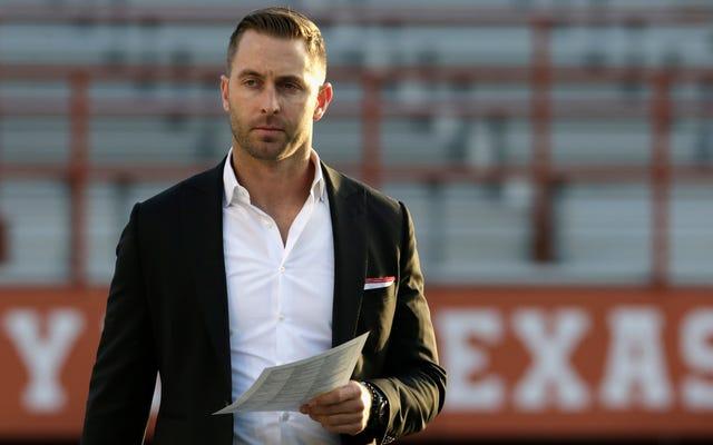 Rapport: Kliff Kingsbury pourrait payer son propre rachat à l'USC pour poursuivre des emplois d'entraîneur-chef dans la NFL