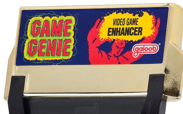 Изначально Game Genie предназначался не только для того, чтобы помочь вам победить Battletoads.