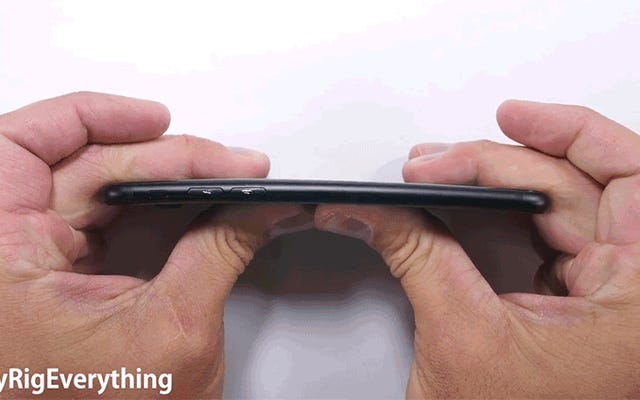 iPhoneを7つのGIFに分割する方法
