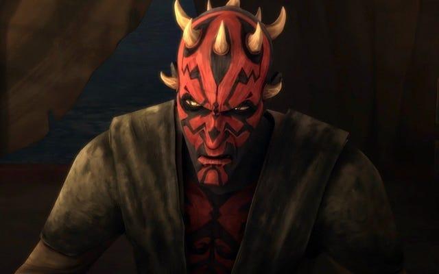 Come Ray Park e The Mandalorian stanno migliorando l'azione in Star Wars: The Clone Wars