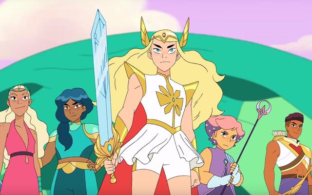 Etheria schodzi dalej w konflikt w zwiastunie drugiego sezonu She-Ra i księżniczek mocy