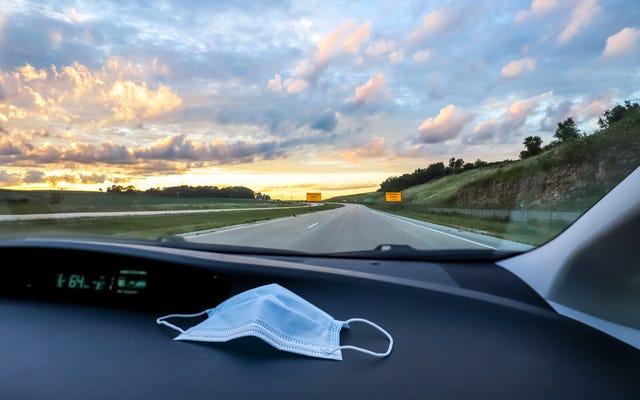 Jak skorzystać z bezpiecznej (r) podróży drogowej w przypadku pandemii