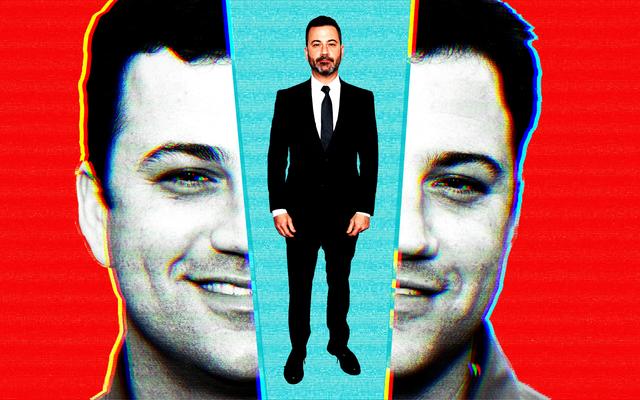 Cómo Jimmy Kimmel pasó de The Man Show para convertirse en el papá despierto de la noche