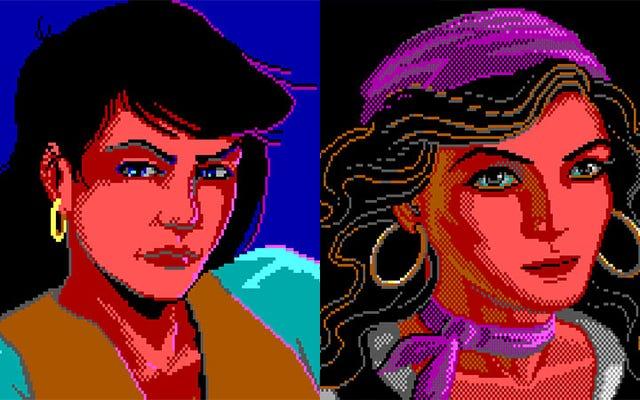 แฟน ๆ Monkey Island ควรตรวจสอบวันเกิดครบรอบ 30 ปีที่ยิ่งใหญ่นี้อย่างแน่นอนมองเข้าไปในซอร์สโค้ดของเกม