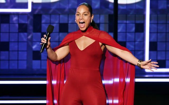アリシア・キーズが2年連続でグラミー賞を主催