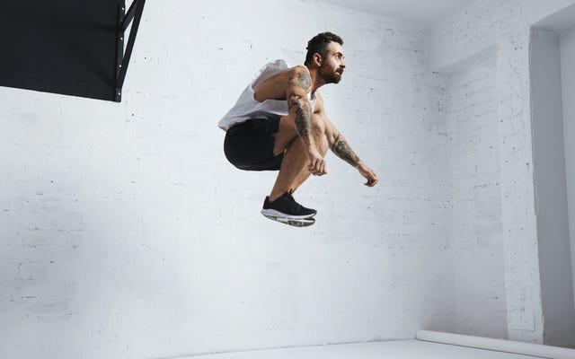ジャンプを上手にする方法