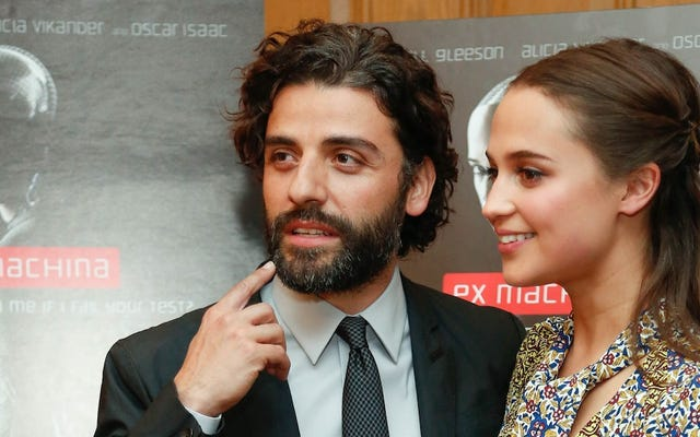 Oscar Isaac ist sich bewusst, wie schlecht Area Blogger seinen Bart humpeln will