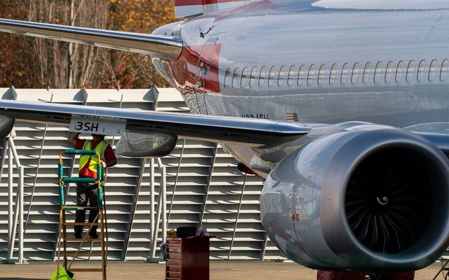 ボーイング737Maxは再び飛行することが許可されていますが、それはひどく安心ではありません