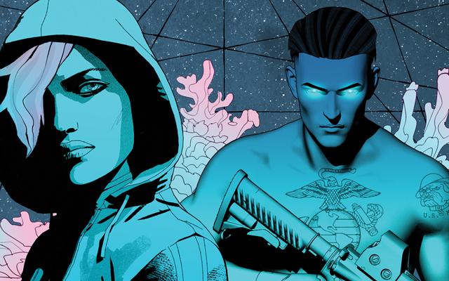 Tampilan Eksklusif di Dalam Thriller Biopunk Baru Kejutan Comixology, The Dark