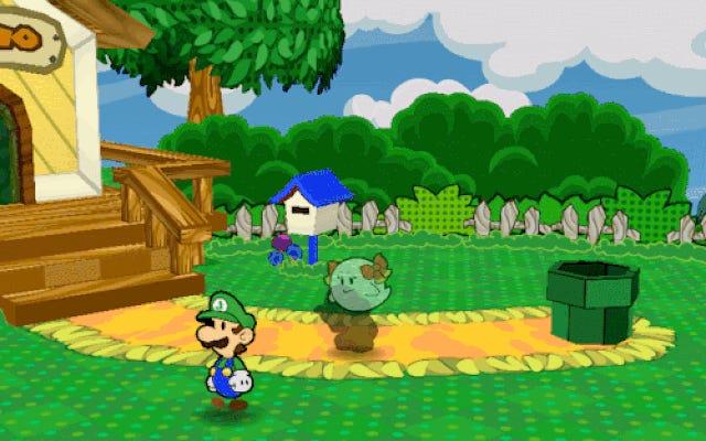 A Paper Mario Fan Yapım Aşamasında Beş Yıl Yeniden Yapıldı