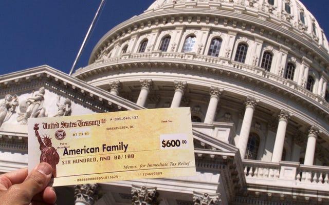 IRS Akan Membagi Pengembalian Pajak Anda untuk Anda