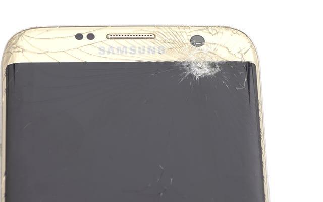 Bạn có thể tiết kiệm hàng trăm bằng cách để Sprint sửa điện thoại Samsung bị nứt của bạn