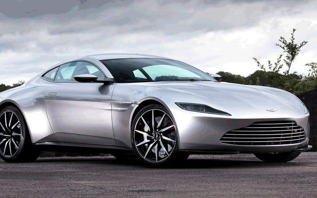 Mengapa Aston Martin Baru Tampak Seperti Mobil Film James Bond Lama