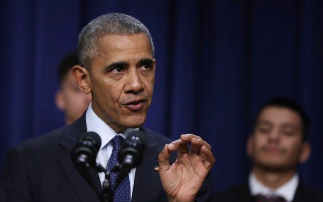 オバマ大統領は、米国はロシアのハックに応じて「行動を起こす」と述べている