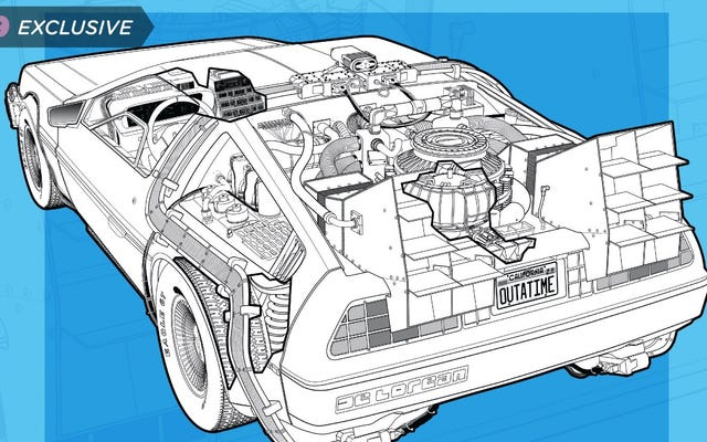 Назад в будущее: ответы на самые важные вопросы в руководстве пользователя DeLorean Док Брауна