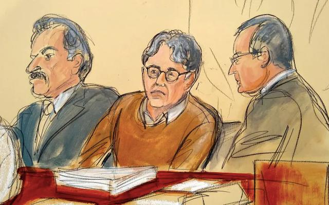 NXIVMのキース・ラニエールがすべての罪で有罪となった