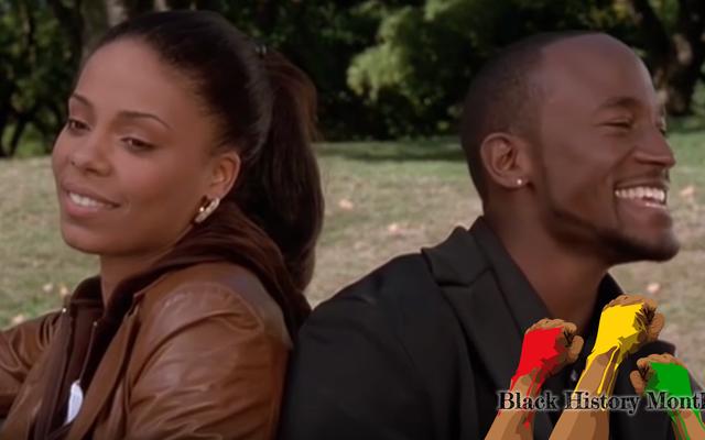 ブラックムービーフライデーズ:ラブジョーンズは象徴的なブラックラブムービーですが、私にとってはブラウンシュガーがヤギです