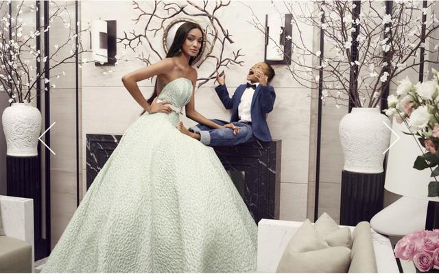 3回目の魅力:デザイナーのブランドン・マクスウェルは#BlackGirlMagicを信じています