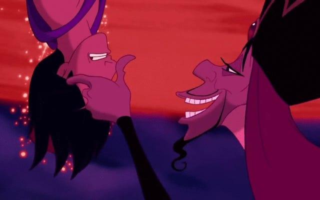 Goodbye Gizmodo: Nawiasem mówiąc, to są najgorętsi złoczyńcy Disneya