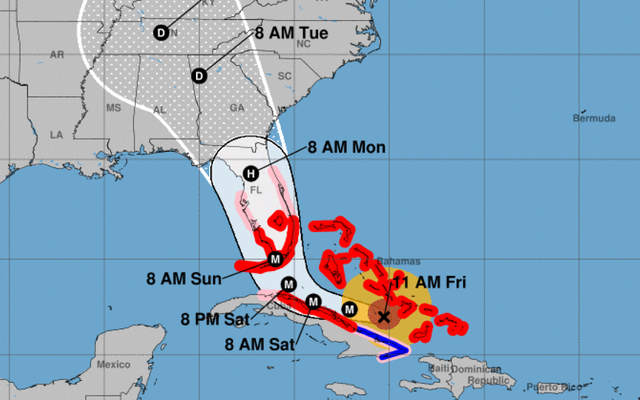 ハリケーンの進路を予測するヨーロッパのモデルとは何ですか。また、なぜアメリカのモデルよりも正確なのですか。