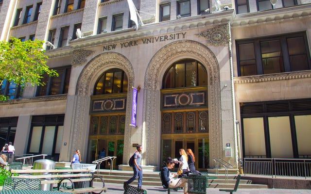 ลงทะเบียนในหนึ่งใน 9 หลักสูตรออนไลน์ฟรีที่ NYU