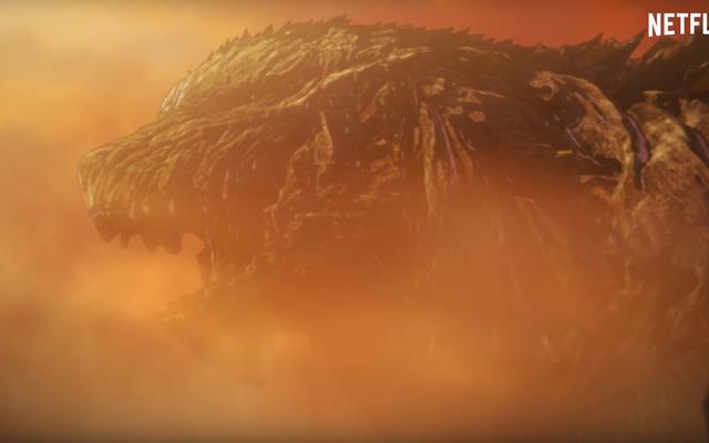 このゴジラで究極の怪獣バトルの準備をしなさい:モンスタープラネットリリーストレーラー