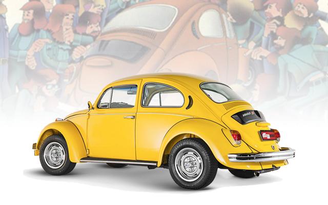 นี่คือ Volkswagen ที่ใกล้ที่สุดเท่าที่เคยมีมาในการสร้าง Beetle GTI