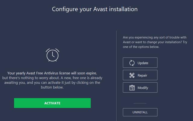Utilice estas aplicaciones antivirus y antimalware en lugar de Avast