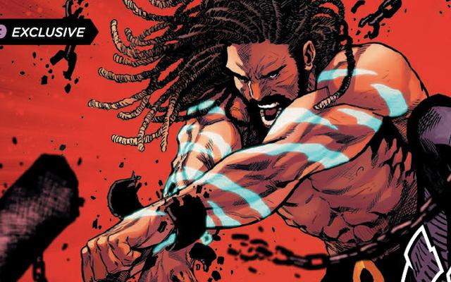 DCの未来の状態は、この独占プレビューでアクアラッドを新しい種類のヒーローに変えます