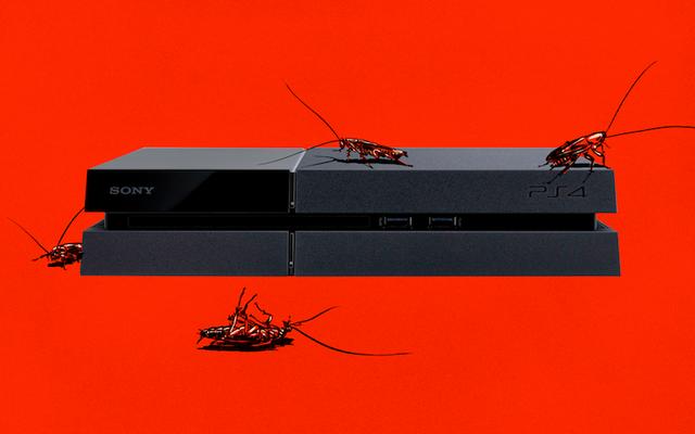コンソールの修理担当者がゴキブリがPS4を愛する理由を説明します