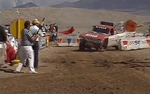 Ecco uno dei motivi per cui i camion giapponesi degli anni '80 hanno ottenuto una così grande reputazione
