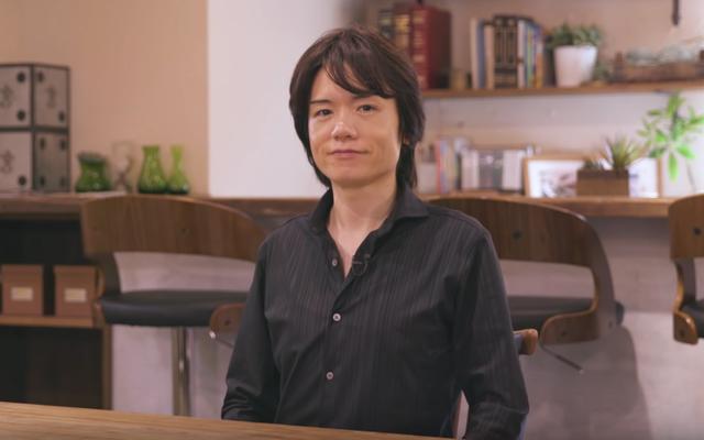 Создатель Smash Bros. Масахиро Сакураи чертовски усердно работает